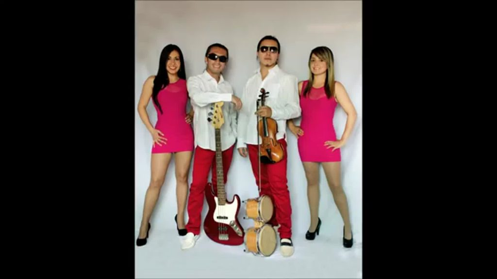 COVER BAND FROM COLOMBIA