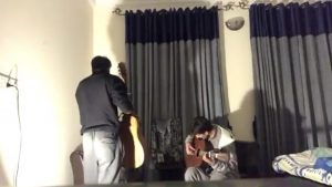 naheen milta (acoustic cover) bayaan band.